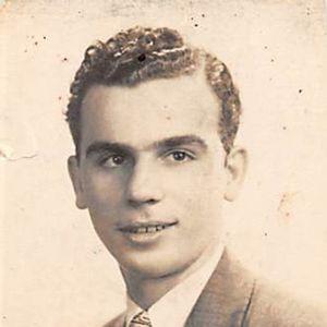 Francis Del Vecchio Obituary Photo