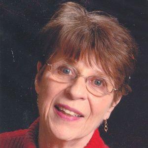 "Judith ""Judy"" Nan Evans Roby"