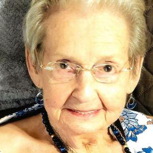 Edith Lackey Wisham