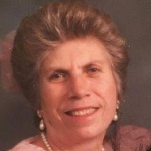 Maria (nee Castagna) Polizzi Obituary Photo