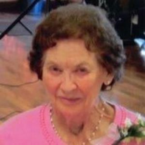 Betty Reed MacCartney Obituary Photo
