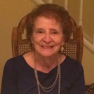 Maria (nee Troiano) Pizzillo Obituary Photo