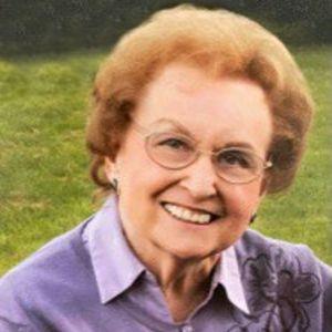 Doris M. Freund Obituary Photo