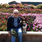 Uncle Tony & Radar April 2014