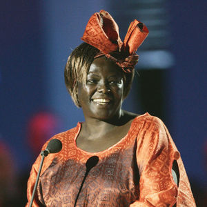 Wangari Maathai Obituary Photo