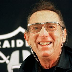 Al Davis Obituary Photo