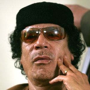 Moammar Gadhafi Obituary Photo