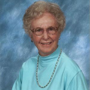 Evelyn Ruby Bain
