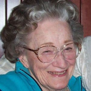 "Elizabeth ""Betty"" Behrend McIlrath"