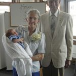Mother's Day 2007 - Great Grandson Corin's Baptism