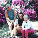 2001 with Dad & Mom in DeLeon Springs, FL