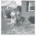 Elizabeth & John, Easter 1960