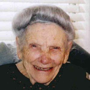 Mary Edith Lewis