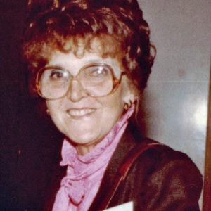 Mrs. Virginia (Ginny) Lawana Olson Balliett