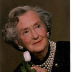 Deedie, age 85.  Church directory photo
