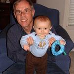 January 25, 2010 PaPa and his granddaughter, Maria