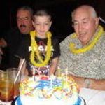 RJ and Bumpa sharing the same birthday..