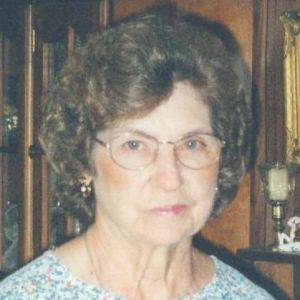 Mrs. Martha Ellen  Johnson Faircloth