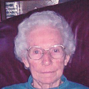 Mrs. Margaret Waltz Stewart