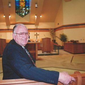 Chaplain Billy D. Dunn