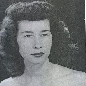 """Dorothy Mae """"Jackie"""" Swafford"""