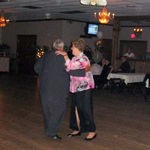 Mom and Dad dancing at their 50th Wedding Anniversary party