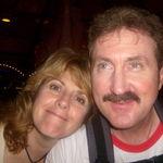 Joe and Lisa happy times