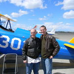 """""""did some steep turns then did some crop dusting at about 5 feet without the chemicals. I had a blast!""""  Love dennis"""