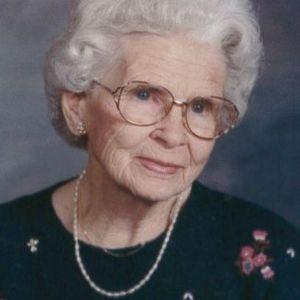 """Mrs. Willie H. """"Billie"""" Blakely"""