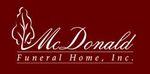 McDonald Funeral Home