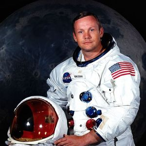 Neil Armstrong Obituary Photo