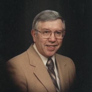 Rev. Dr. Donald LaSuer