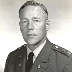 Colonel Theodore R. MacKechnie, US Army (Ret)