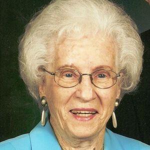 Mrs. Eunice Miller Anderson
