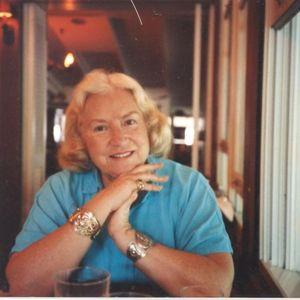Doris M. Schreiner