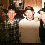Dwight, Jessie and Tim Gentry