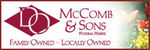 Pinnington-McComb Funeral &  Cremation Services