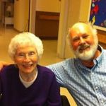 Mary and Alan Lutz, Sept 2011