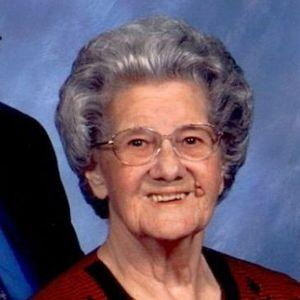 Mrs. Gertie Hill Cothran