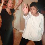 Mimi and Susan