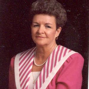 Shirley Evelyn Sugg