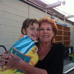 Ella and her Grandma