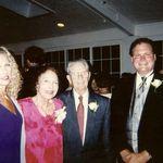 Marla, Les, Margie, &  Gary at Kelly's  Wedding
