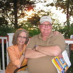 Marla and Gary ~ Summer Visit  in MD  ~ June 2012 ~  I'm so very Thankful for that Special Time We Had  Together!