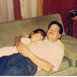 Daddy and Montia