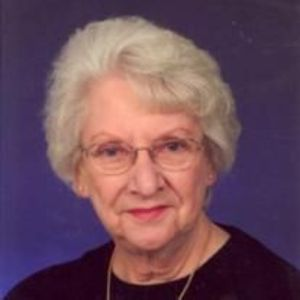 Lyda Mary Woodward