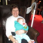 Joan and Mabel Grace