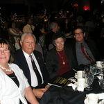 YMCA Dinner Nov 2011 Karen, Bob, Janie & Bob