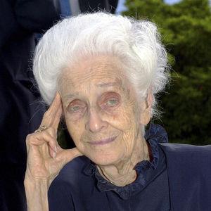 Rita Levi-Montalcini Obituary Photo
