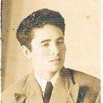 Roberto Urrutia at age 20